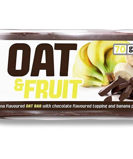BioTech USA Oat & Fruits & Nuts Chocolate Banana
