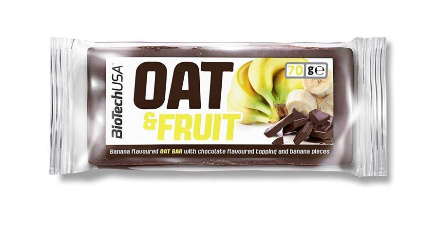 BioTech USA Oat & Fruits & Nuts Chocolate Banana